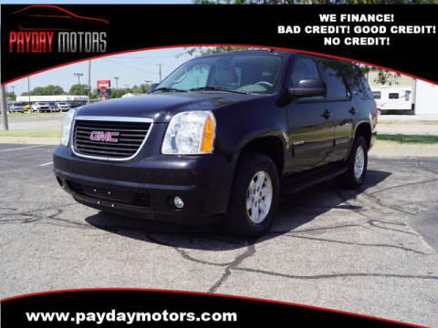 2011 GMC Yukon for sale at Payday Motors in Wichita KS