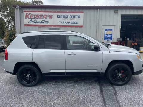 2011 Jeep Compass for sale at Keisers Automotive in Camp Hill PA