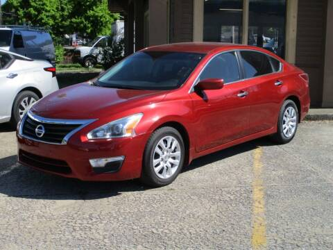 2013 Nissan Altima for sale at A & A IMPORTS OF TN in Madison TN