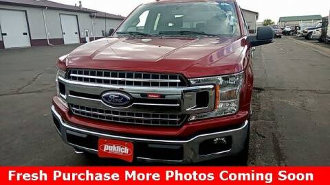 2019 Ford F-150 for sale at Nyhus Family Sales in Perham MN