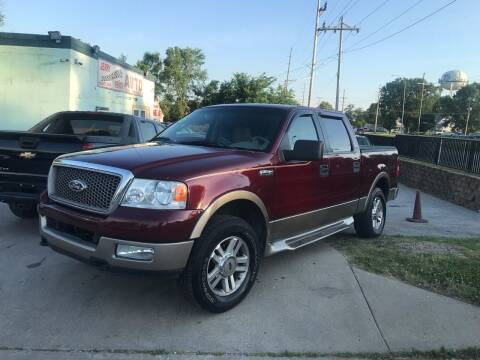 2005 Ford F-150 for sale at Jerry & Menos Auto Sales in Belton MO