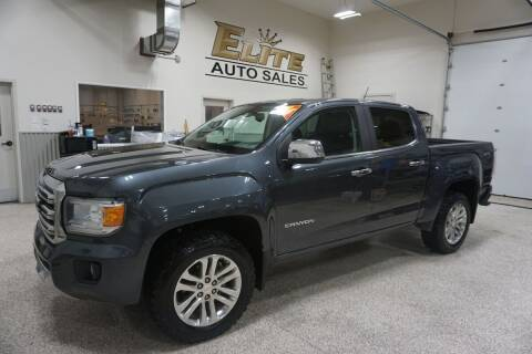 2016 GMC Canyon for sale at Elite Auto Sales in Idaho Falls ID