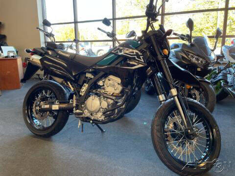 2022 Kawasaki KLX 300SM for sale at ROUTE 3A MOTORS INC in North Chelmsford MA
