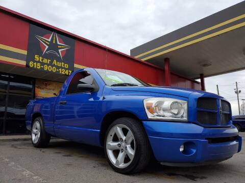 2008 Dodge Ram Pickup 1500 for sale at Star Auto Inc. in Murfreesboro TN
