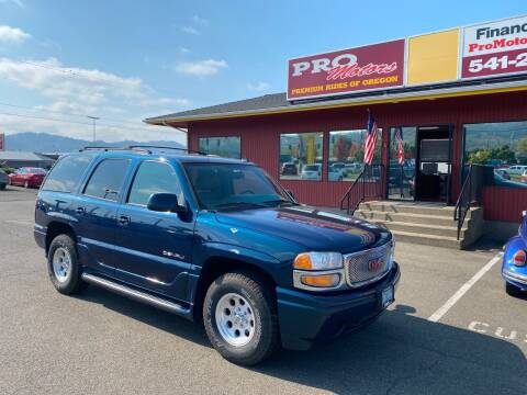 2006 GMC Yukon for sale at Pro Motors in Roseburg OR