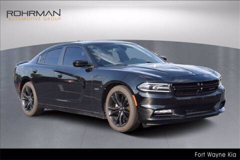2017 Dodge Charger for sale at BOB ROHRMAN FORT WAYNE TOYOTA in Fort Wayne IN