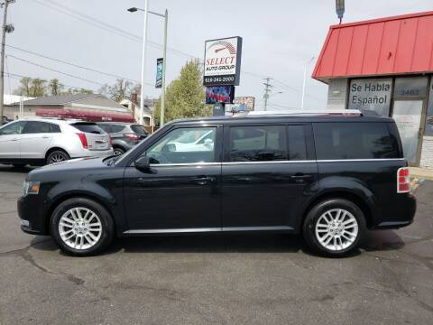 2014 Ford Flex for sale at Select Auto Group in Wyoming MI