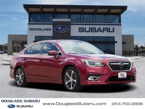 2019 Subaru Legacy for sale at Douglass Automotive Group - Douglas Subaru in Waco TX