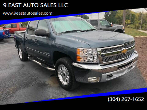 2012 Chevrolet Silverado 1500 for sale at 9 EAST AUTO SALES LLC in Martinsburg WV