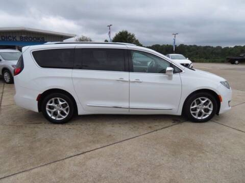 2020 Chrysler Pacifica for sale at DICK BROOKS PRE-OWNED in Lyman SC