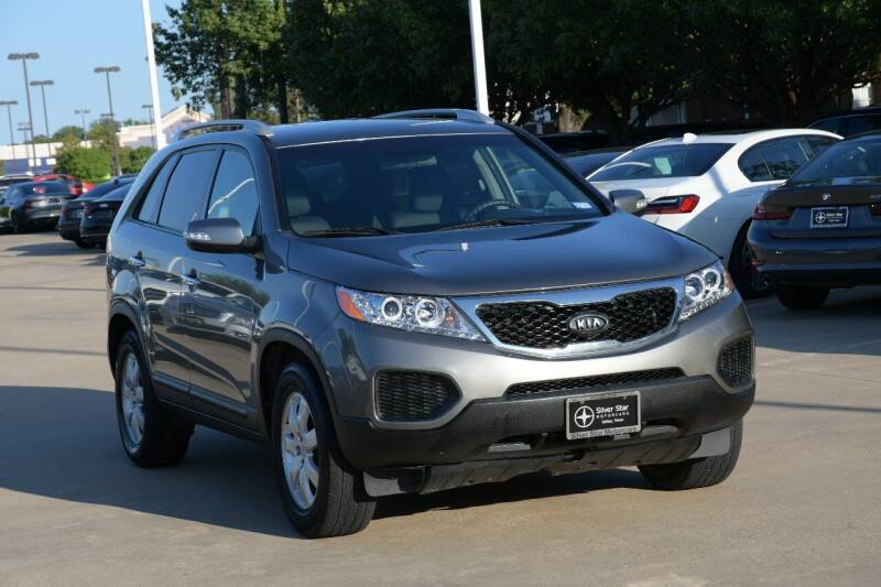 2012 Kia Sorento for sale at Silver Star Motorcars in Dallas TX