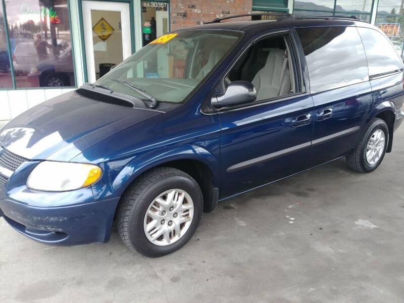 2003 Dodge Caravan for sale at Low Auto Sales in Sedro Woolley WA