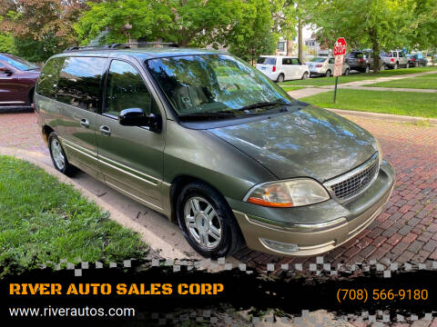 2001 Ford Windstar for sale at RIVER AUTO SALES CORP in Maywood IL