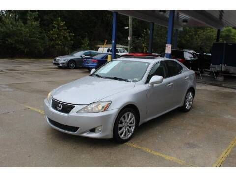 2008 Lexus IS 250 for sale at Inline Auto Sales in Fuquay Varina NC