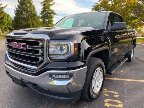 2018 GMC Sierra 1500 for sale at Columbus Car Warehouse in Columbus OH