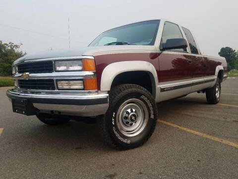 1995 Chevrolet C/K 2500 Series for sale at J.K. Thomas Motor Cars in Spokane Valley WA