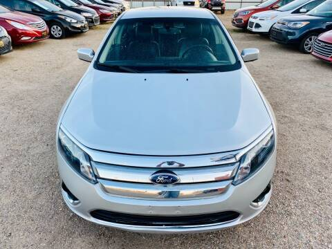 2012 Ford Fusion for sale at Good Auto Company LLC in Lubbock TX