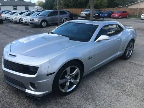 2010 Chevrolet Camaro for sale at Denny's Auto Sales in Fort Myers FL