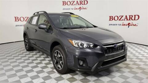 2020 Subaru Crosstrek for sale at BOZARD FORD in Saint Augustine FL