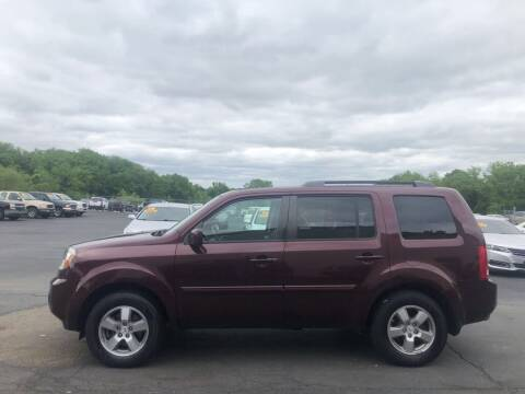 2011 Honda Pilot for sale at CARS PLUS CREDIT in Independence MO