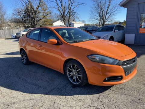 2014 Dodge Dart for sale at Stiener Automotive Group in Galloway OH