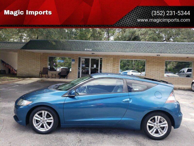 2011 Honda CR-Z for sale at Magic Imports in Melrose FL