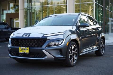 2022 Hyundai Kona for sale at Jeremy Sells Hyundai in Edmonds WA