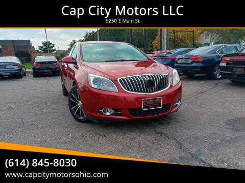 2017 Buick Verano for sale at Cap City Motors LLC in Columbus OH