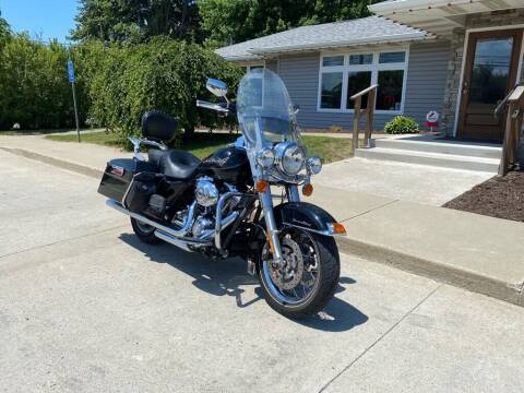 2010 HARLEY DAVIDSON FLHR ROAD KING for sale at 1st Choice Auto, LLC in Fairview PA