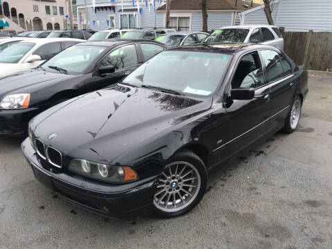 2001 BMW 5 Series for sale at American Dream Motors in Everett WA