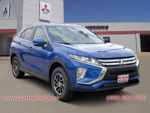 2020 Mitsubishi Eclipse Cross for sale at DON HERRING MITSUBISHI in Irving TX