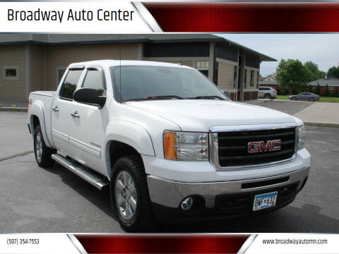 2010 GMC Sierra 1500 for sale at Broadway Auto Center in New Ulm MN