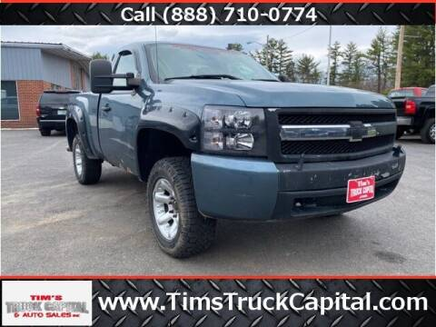 2007 Chevrolet Silverado 1500 for sale at TTC AUTO OUTLET/TIM'S TRUCK CAPITAL & AUTO SALES INC ANNEX in Epsom NH
