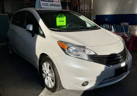 2014 Nissan Versa Note for sale at White River Auto Sales in New Rochelle NY