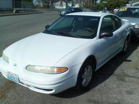 2004 Oldsmobile Alero for sale at Payless Car & Truck Sales in Mount Vernon WA