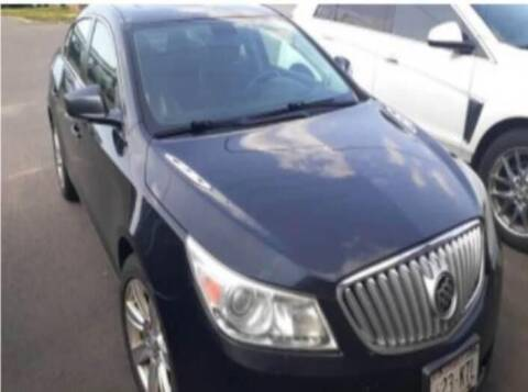 2011 Buick LaCrosse for sale at CousineauCrashed.com in Weston WI