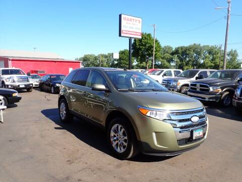 2013 Ford Edge for sale at Marty's Auto Sales in Savage MN