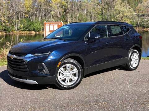 2020 Chevrolet Blazer for sale at STATELINE CHEVROLET BUICK GMC in Iron River MI