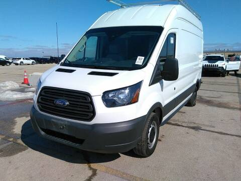 2018 SOLD....Ford Transit 250 Cargo Van EXTENDED, New Tires! for sale at Albers Sales and Leasing, Inc in Bismarck ND