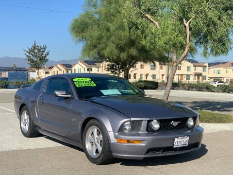 2007 Ford Mustang for sale at Esquivel Auto Depot in Rialto CA