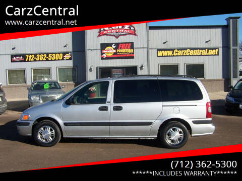 2003 Chevrolet Venture for sale at CarzCentral in Estherville IA
