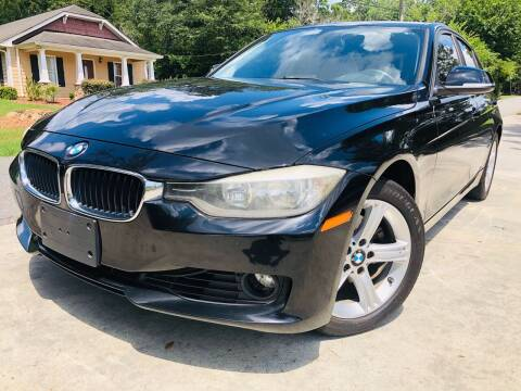 2012 BMW 3 Series for sale at E-Z Auto Finance in Marietta GA