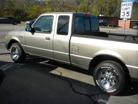 2005 Ford Ranger for sale at D & B Auto Sales & Service in Martinsville VA