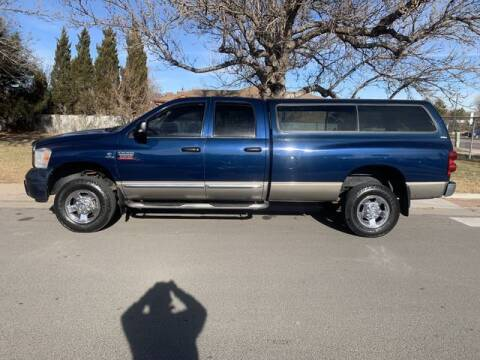 2008 Dodge Ram Pickup 2500 for sale at Auto Brokers in Sheridan CO