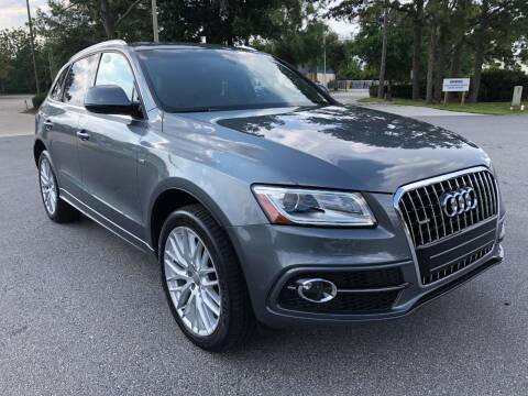 2017 Audi Q5 for sale at Global Auto Exchange in Longwood FL