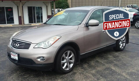 2008 Infiniti EX35 for sale at Smart Buy Auto in Bradley IL