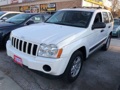 2005 Jeep Grand Cherokee for sale at Sonny Gerber Auto Sales in Omaha NE