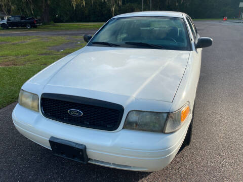2009 Ford Crown Victoria for sale at Carlyle Kelly in Jacksonville FL