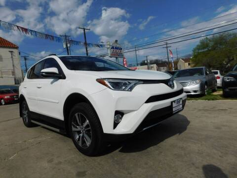 2016 Toyota RAV4 for sale at AMD AUTO in San Antonio TX