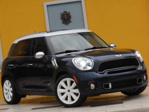 2013 MINI Countryman for sale at Paradise Motor Sports LLC in Lexington KY